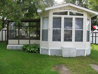 Huron Ridge Park Model with Florida Room