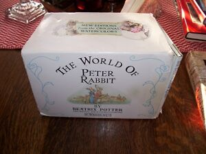 Set of 23 Books Beatrix Potter The World of Peter Rabbit