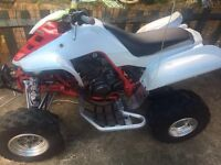 Yamaha raptor 660 *off road*