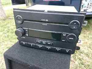 Ford factory stereo CD-6 MP3