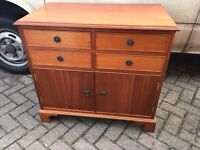 TV cabinets or drawers for sale/ free delivery