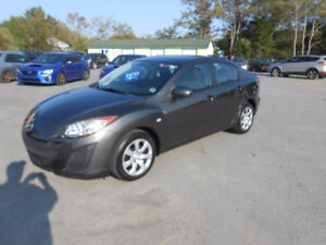 2010 Mazda Mazda3 4 DOOR Sedan 2 YEAR WARRANTY INCLUDED