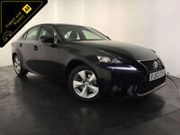 2013 63 LEXUS IS300H SE AUTOMATIC HYBRID FINANCE PX WELCOME