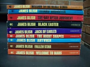 Nice Science Fiction Paperback group - James Blish