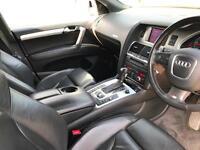 2006 56 reg Audi Q7 3.0 TDI S Line auto Quattro + Grey + Huge spec