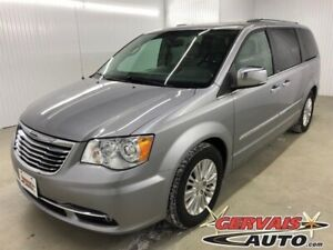 Chrysler Town & Country Limited GPS DVD Cuir Toit Ouvrant MA