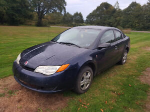2007 Saturn ION Coupe Trade for 2wd truck or suv