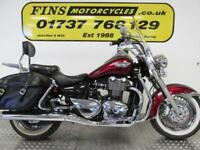 Triumph Thunderbird 1700 LT, Excellent, Low mileage, Rides well, New MOT