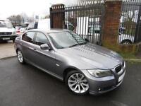 2012 61 BMW 3 SERIES 3.0 330D AUTHORITIES 4D 242 BHP DIESEL EX POLICE CAR FSH