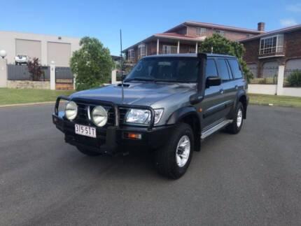 2002 Nissan Patrol ST! Diesel! 7 seater! 188000kms