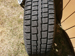 Cooper Discoverer winter tires 225/70/R16 Gatineau Ottawa / Gatineau Area image 3