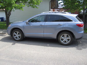 2013 Acura RDX Tech Package SUV, Crossover