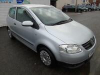 2009 09 VOLKSWAGEN FOX URBAN 1.2 55 3 DOOR