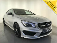 2013 MERCEDES-BENZ CLA220 AMG SPORT CDI DIESEL AUTO 1 OWNER SERVICE HISTORY