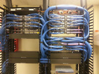Telecommunications; Cat5e, Cat6, Cat6A, Coax/Networking/