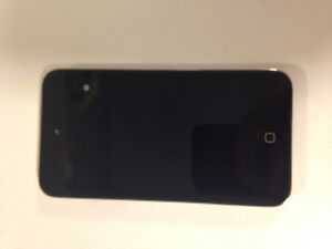 Black 8GB iPod touch 4th Gen