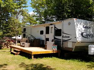 2006 Salem Travel Trailer 32ft