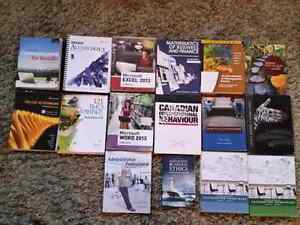 Office Admin and business admin textbooks for sale
