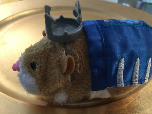 Zhu Zhu pet and king outfit