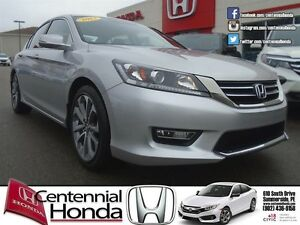Honda Accord Sedan Sport 2013