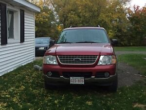 2003 ford explorer eddie baurer edition