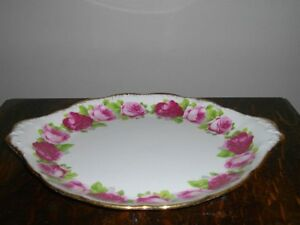 ROYAL ALBERT OLD ENGLISH ROSES FINE BONE CHINA FOR SALE