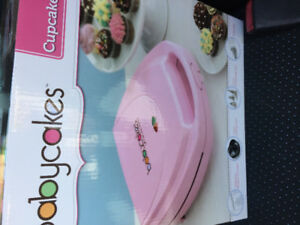 Baby cakes - cupcake maker