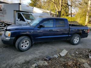 Camion Dodge dakota a vendre va très bien
