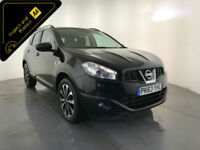 2013 63 NISSAN QASHQAI 360 DCI DIESEL NISSAN SERVICE HISTORY FINANCE PX WELCOME