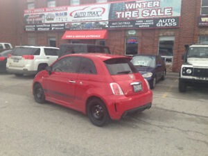 Fiat Service +Repair +Winter Tires + Performance @ Auto Trax