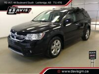 Used 2012 Dodge Journey RT AWD-PUSH BUTTON START,PARK ASSIST