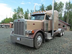 379 PETERBILT JUST OFF WARRANTY