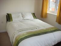 Clean south facing double bed room in shared house, all bills included, 2 min Banbury train station