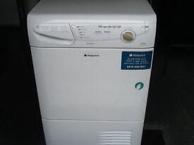 Hotpoint Aquarius 7kg condenser tumble dryer