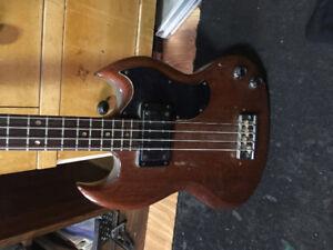 Bass Guitar- 1969 EBO Bass