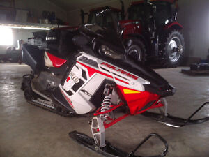 Polaris pro r 800 switchback 2012