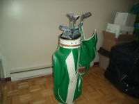 Ensemble de golf
