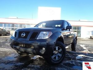 2012 Nissan Frontier 2012 PRO-4X ONLY 58,332 kms! ONE OWNER 4x4