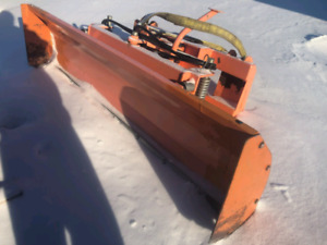 Skid Steer Snow blade