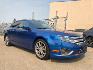 2011 FORD FUSION SE JUST HAS 146209 KMS BLUETOOTH POWER SEATS !