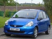 HONDA JAZZ 1.2i-DSI S,1 OWNER FROM NEW,