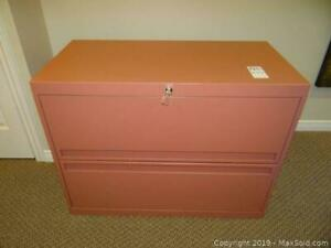 Lateral File Cabinet C