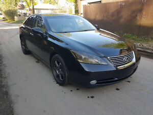 LEXUS ES350 2008 FULLY EQUIPPED, LEATHER, SUNROOF, HEATED SEATS
