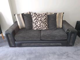 2 super comfy sofas