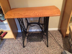 T. V table