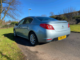 2011 Peugeot 508 2.0Hdi Full year mot Full S/H