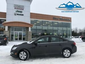 2016 Chevrolet Cruze Limited LT  ACCIDENT FREE, SAT RADIO, BLUET