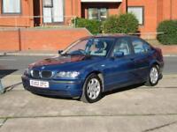 02 BMW 318 2.0 AUTOMATIC SE + 78K + S/HISTORY
