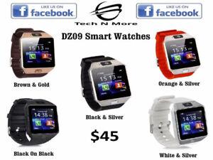 DZ09 Bluetooth Smart Watch (1 Color Left)