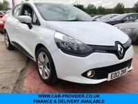 2013 RENAULT CLIO EXPRESSION PLUS 1.1 FULL SERVICE HISTORY LONG MOT 5DR 75 BHP